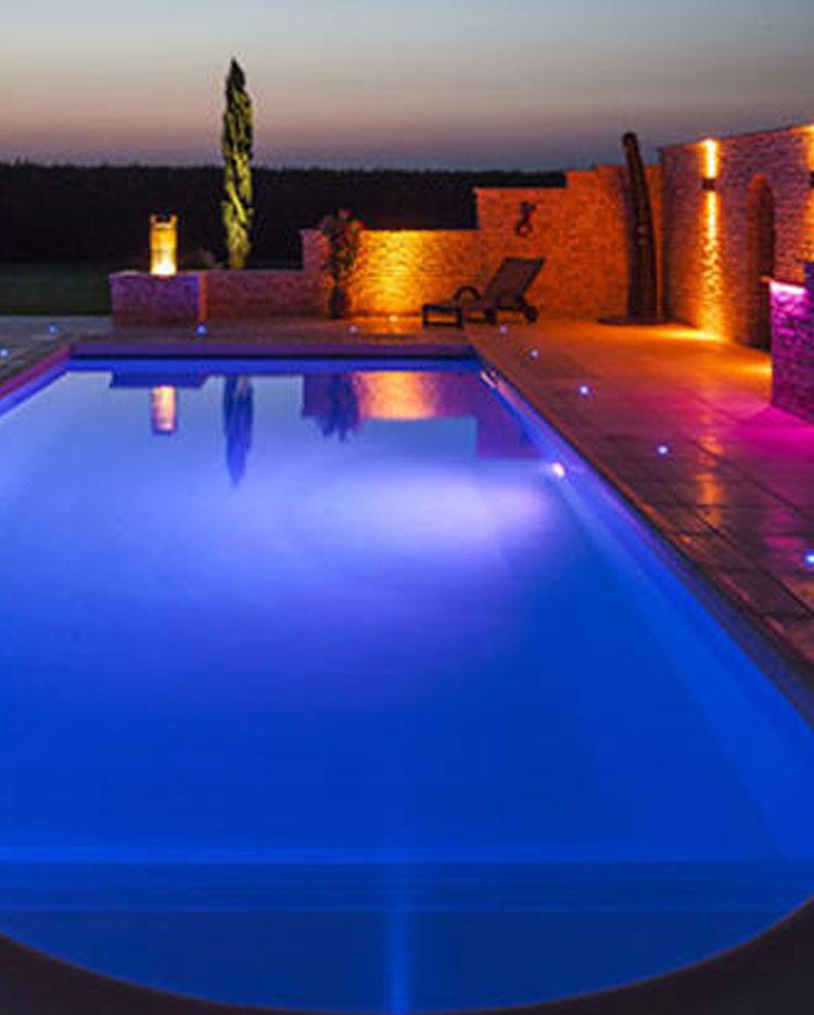 Projecteurs de piscine
